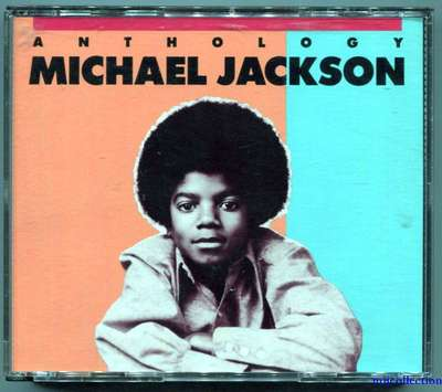 MICHAEL JACKSON-1986-ANTHOLOGY-美国银圈版