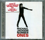 MICHAEL JACKSON-2003-NUMBER ONES-澳大利亚首版CD2