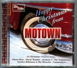 HAPPY CHRISTMAS FROM MOTOWN-英国版