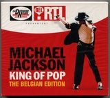 MICHAEL JACKSON-2008-KING OF POP-THE BELGIAN EDITION-34曲精选CD-比利时2CD版