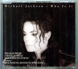 1992-MICHAEL JACKSON-WHO IS IT-5 TRACKS-AUSTRALIA CDSINGLE-澳大利亚版