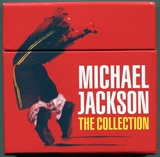 MICHAEL JACKSON-2009-THE COLLECTION-5CD精选套装-欧洲首版