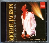 MICHAEL JACKSON-DANGEROUS TOUR-LIVE AND DANGEORUS VOL1-意大利版CD2