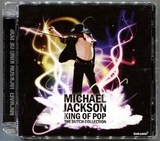 MICHAEL JACKSON-2008-KING OF POP-THE DUTCH COLLECTION-18曲精选CD-荷兰限定版