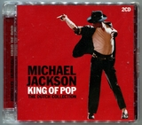 MICHAEL JACKSON-2008-KING OF POP-THE DUTCH COLLECTION-35曲精选CD-荷兰2CD版