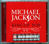 MICHAEL JACKSON-2008-KING OF POP-GERMAN EDITION-32曲精选CD-德国2CD版