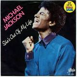 1979-MICHAEL JACKSON-SHE'S OUT OF MY LIFE-德国版7寸单曲唱片