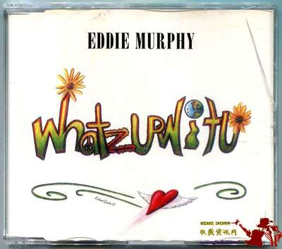 1993-MICHAEL JACKSON&EDDIE MURPHY-WHATZUPWITU-3 TRACKS-GERMANY CDSINGLE-德国版