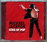 MICHAEL JACKSON-2008-KING OF POP-THE PHILIPPINES EDITION-34曲精选双CD-菲律宾2CD版