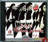 MICHAEL JACKSON-BEST OF MICHAEL JACKSON VOL. 1-16曲精选CD-突尼斯非官方版