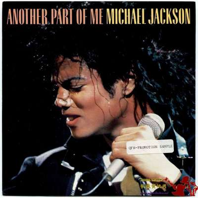 1988-MICHAEL JACKSON-ANOTHER PART OF ME-英国版7寸单曲唱片