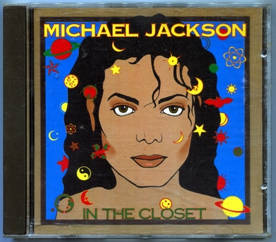 MICHAEL JACKSON-FOR PROFESSIONAL USA ONLEY!-IN THE CLOSET