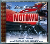 MERRY CHRISTMAS FROM MOTOWN-英国版