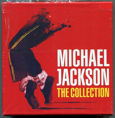 MICHAEL JACKSON-2009-THE COLLECTION-5CD套装-欧洲再版