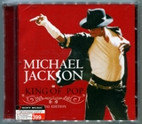 MICHAEL JACKSON-2008-KING OF POP-THAI EDITION-34曲精选CD-泰国2CD版