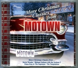 MORE CHRISTMAS CLASSICS FROM MOTOWN-英国版