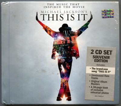 MICHAEL JACKSON-2009-THIS IS IT- 巴西豪华版