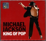 MICHAEL JACKSON-2008-KING OF POP-31曲精选双CD-马来西亚版