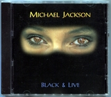 MICHAEL JACKSON-DANGEROUS TOUR-BLACK & LIVE