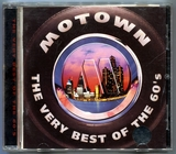 MOTOWN:THE VERY BEST OF THE 60'S-德国版