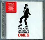 MICHAEL JACKSON-2003-NUMBER ONES-英国首版CD1