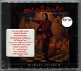 MICHAEL JACKSON-BLOOD ON THE DANCE FLOOR-HISTORY IN THE MIX-加拿大首版-全新不拆