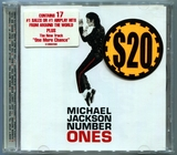 MICHAEL JACKSON-2003-NUMBER ONES-澳大利亚首版CD3