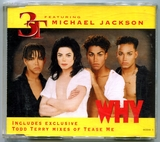 1996-MICHAEL JACKSON&3T-WHY-4 TRACKS-UK CDSINGLE-英国版CD2