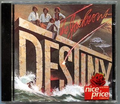 THE JACKSONS-1978-DESTINY-奥地利SONY版