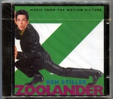 电影原声-ZOOLANDER MUSIC FROM THE MOTION PICTURE-德国版