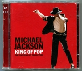 MICHAEL JACKSON-2008-KING OF POP-THE SWEDISH EDITION-32曲精选双CD-瑞典2CD版