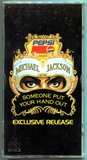 1992-MICHAEL JACKSON-SOMEONE PUT YOUR HAND OUT-2 TRACKS-JAPAN 3INCH PROMO CDINGLE-日本首版