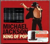 MICHAEL JACKSON-2008-KING OF POP-31曲精选CD-香港版