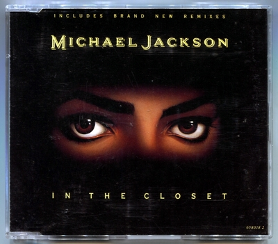1991-MICHAEL JACKSON-IN THE CLOSET-6 TRACKS-AUSTRIA CDSINGLE-奥地利版