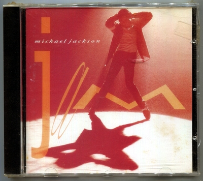 1992-MICHAEL JACKSON-JAM-10 TRACKS-KOREA CDSINGLE-韩国版