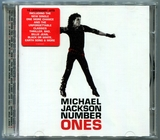MICHAEL JACKSON-2003-NUMBER ONES-英国首版CD2
