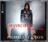 MICHAEL JACKSON-INVINCIBLE WORLD TOUR