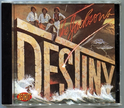 THE JACKSONS-1978-DESTINY-澳大利亚版