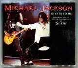 1993-MICHAEL JACKSON-GIVE IN TO ME-3 TRACKS-AUSTRALIA CDSINGLE-澳大利亚版CD2