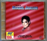 翻唱精选-MICHAEL JACKSON-THE BEST OF MICHAEL JACKSON-泰国版