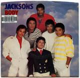 1984-THE JACKSONS-BODY-美国版7寸单曲唱片