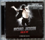 MICHAEL JACKSON-2008-KING OF POP-THE FRENCH FANS'SELECTION-34曲精选CD-法国2CD版