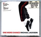 2003-MICHAEL JACKSON-ONE MORE CHANCE-2 TRACKS-UK CDSINGLE-CD1-英国版