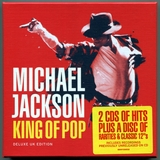 MICHAEL JACKSON-2008-KING OF POP-48曲精选3CD-英国套装版