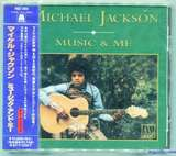MICHAEL JACKSON-1973-MUSIC AND ME-日本版CD1