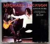 1993-MICHAEL JACKSON-GIVE IN TO ME-3 TRACKS-AUSTRALIA PROMO CDSINGLE-澳大利亚宣传版