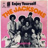 1976-THE JACKSONS-ENJOY YOURSELF-德国版7寸单曲唱片