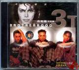 MICHAEL JACKSON&3T-BROTHERHOOD-中国特价再版2