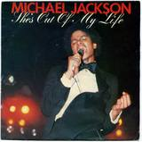 1979-MICHAEL JACKSON-SHE'S OUT OF MY LIFE-荷兰版7寸单曲唱片