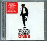 MICHAEL JACKSON-2003-NUMBER ONES-英国首版CD4